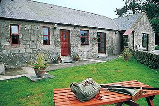 Fishing Cottage - Sleeps 4.Fishing Cottage is set in an idyllic location on the banks of the River Nith. It overlooks the salmon pool just up the river where the Crawick joins the Nith.
