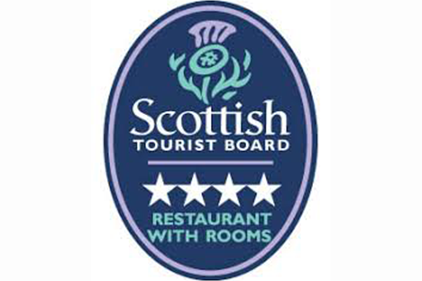 Visit Scotland Four Star Restaurant with Rooms