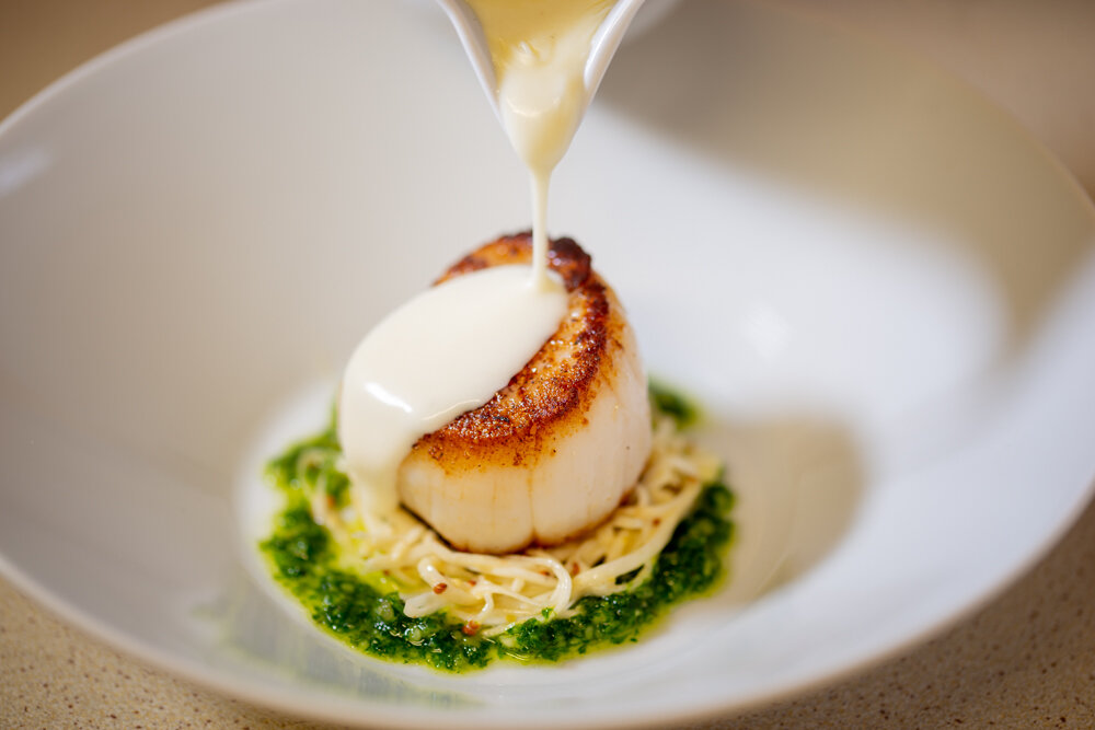 Indulge… - Blackaddie boasts one of Scotland's best restaurants. From the finest local ingredients, our chefs create exquisite dishes to surprise and delight you.