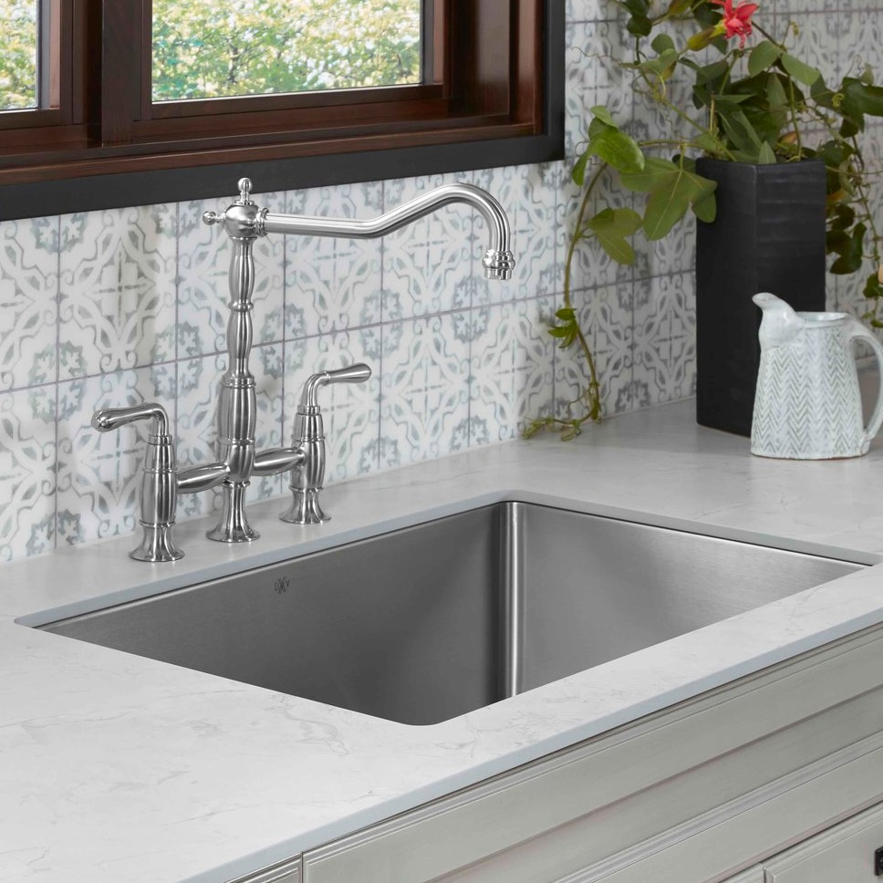 DXV - sink & faucet