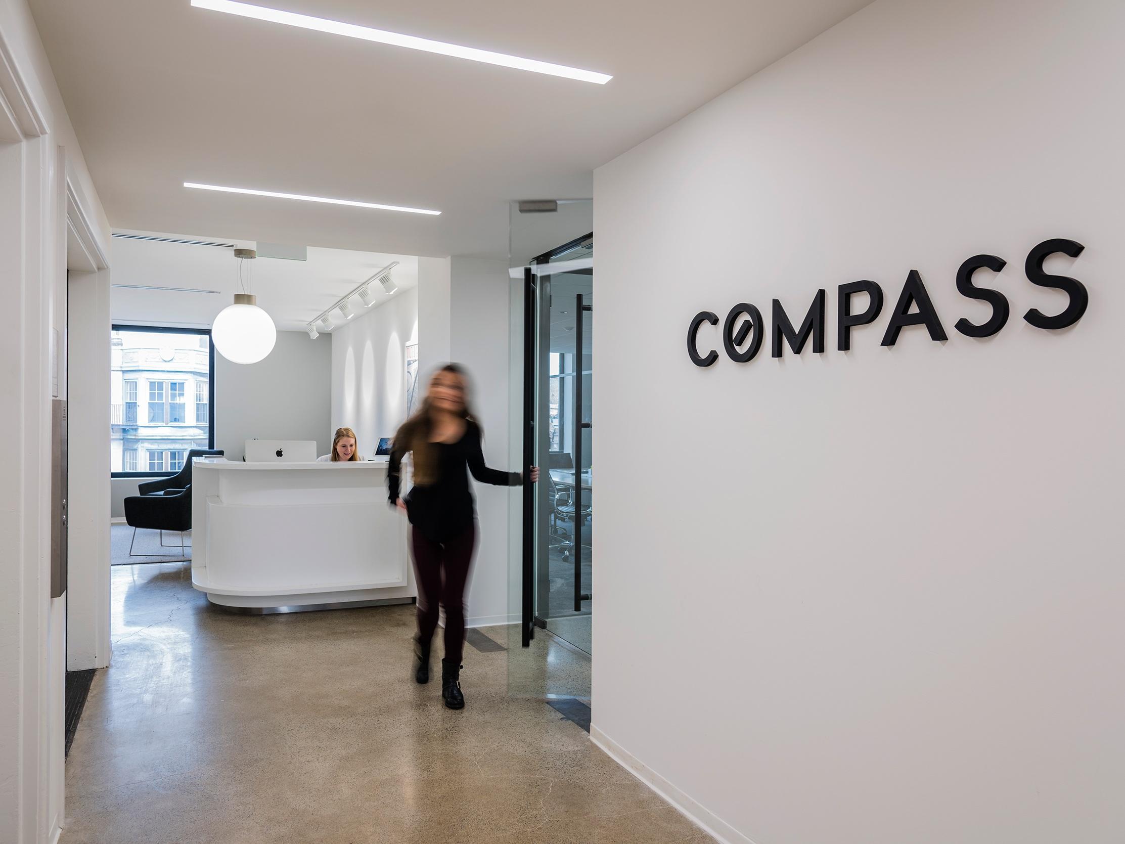 Compass - Newbury Street