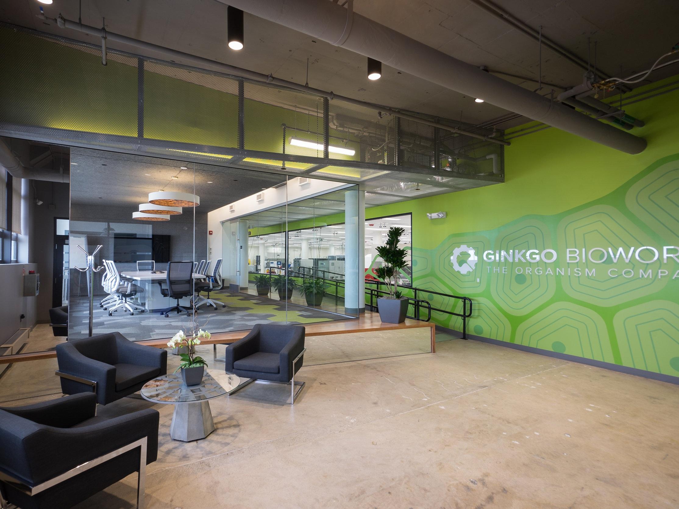 Ginkgo Bioworks 2