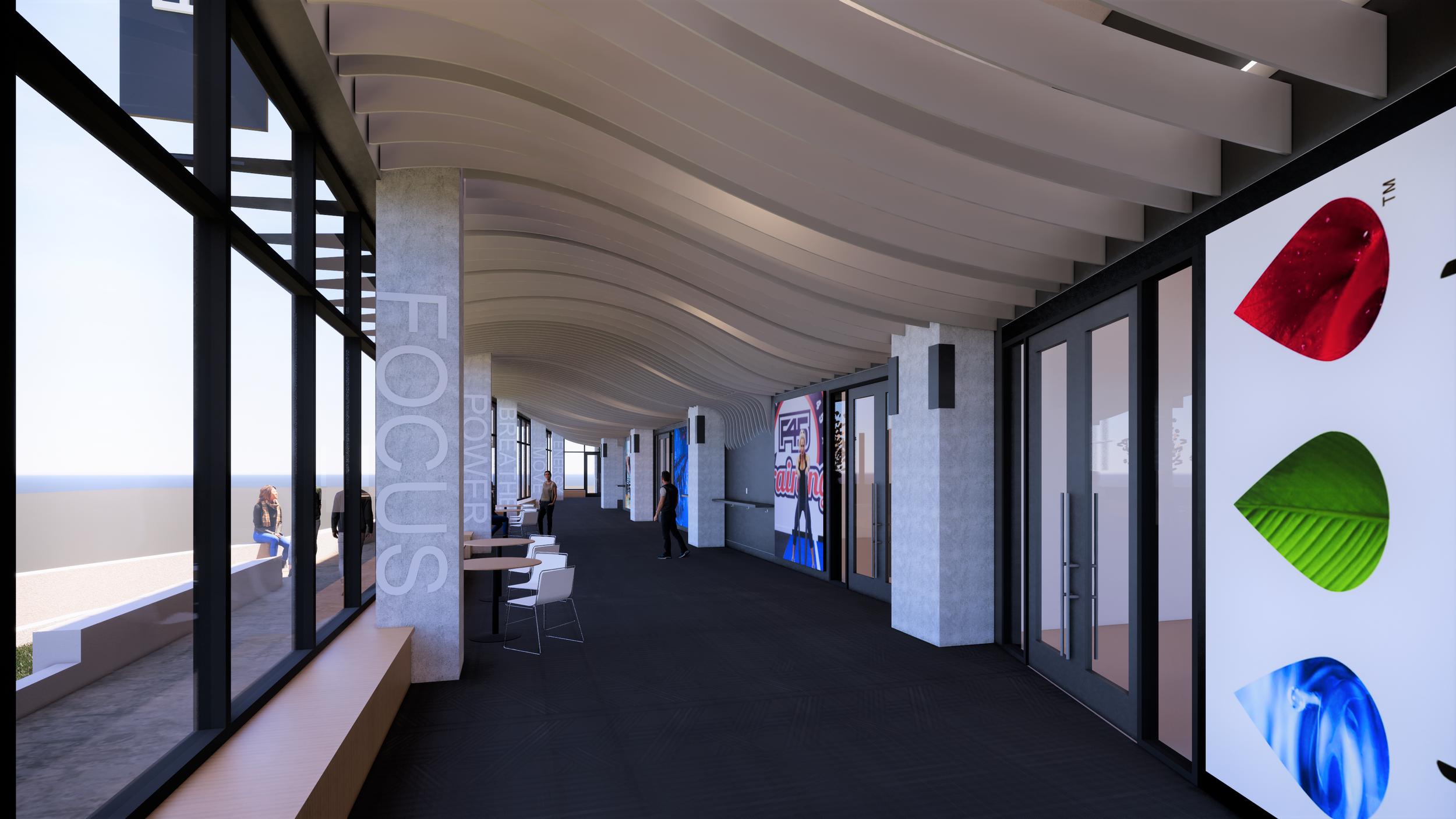 Arsenal Yards - Pavilion