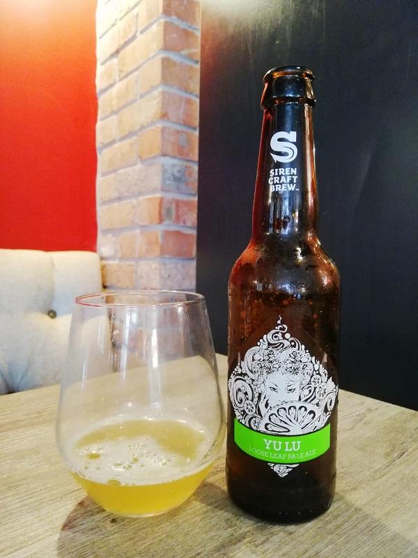 Siren Yu Lu - Beer Review