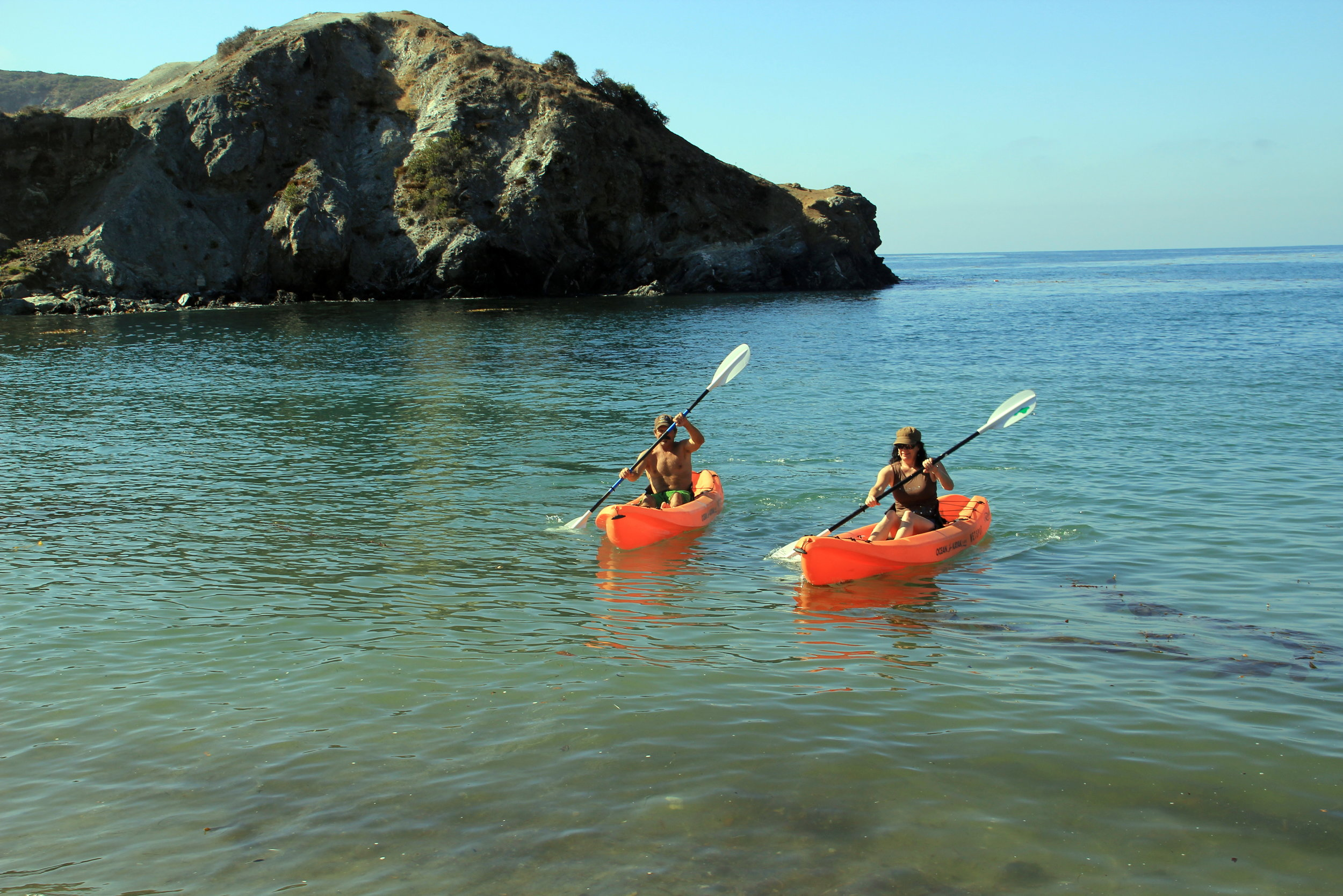 Little Harbor Kayak - Catering to the Little Harbor Camper, we set you up with kayaks for the day or the weekend. Kayaks are rented for 24-hour periods and available from noon to noon with a multiple day discount.