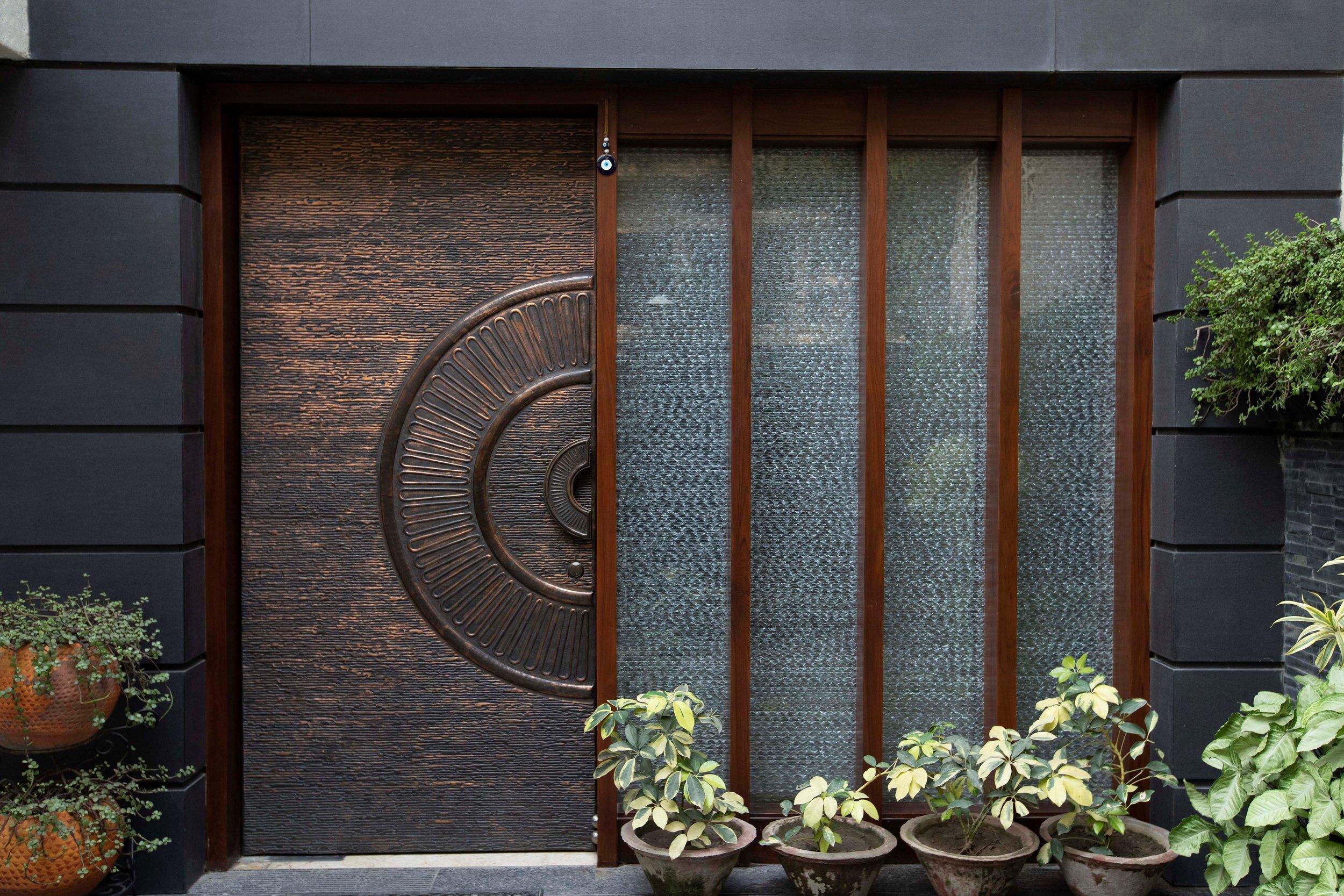Top Interiors Blog Aluminr Bespoke Copper Door Manufacturers
