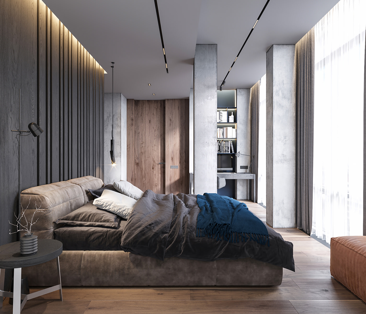 Luxury master bedroom ideas - design trends 11 — Aluminr
