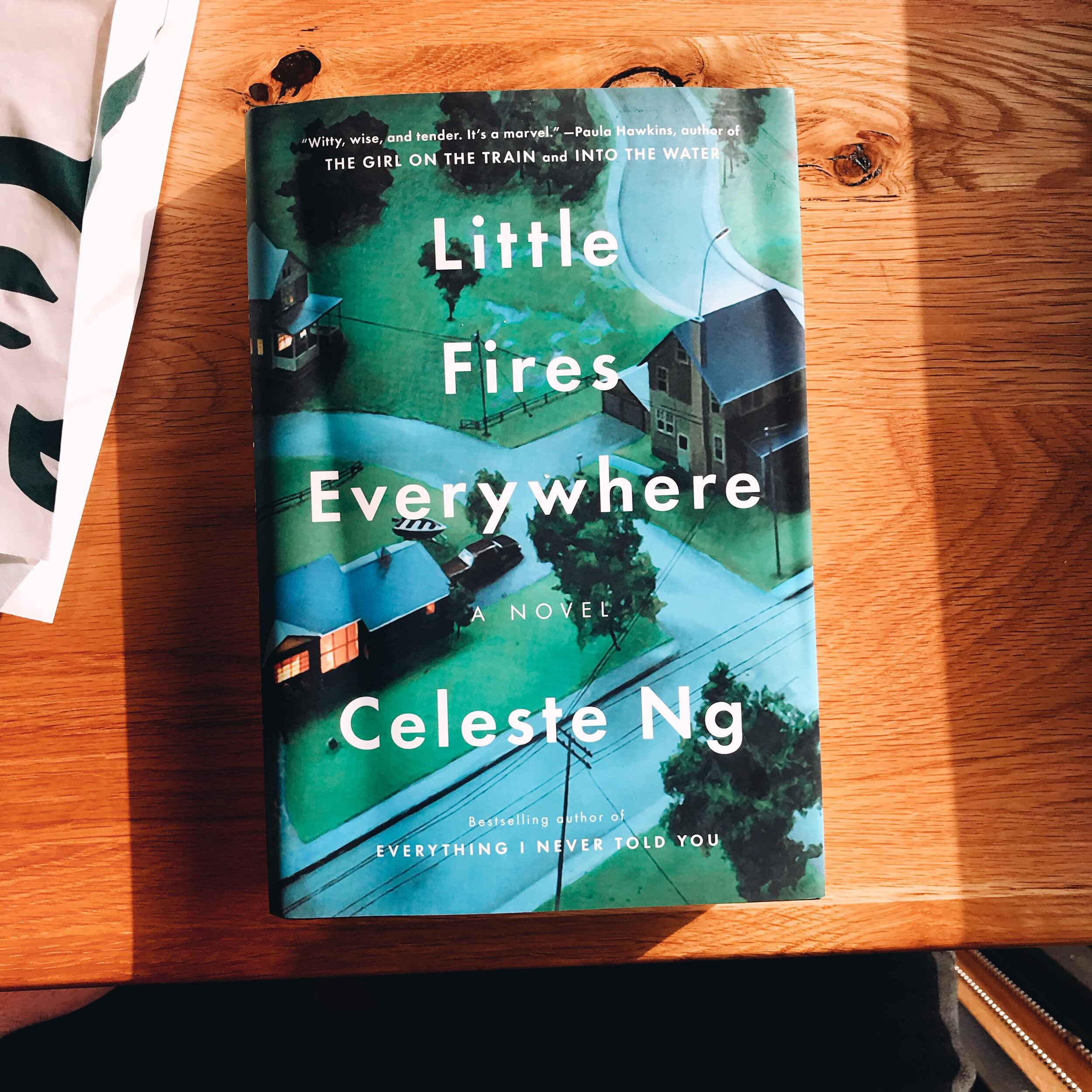 LITTLE FIRES EVERYWHERE NG