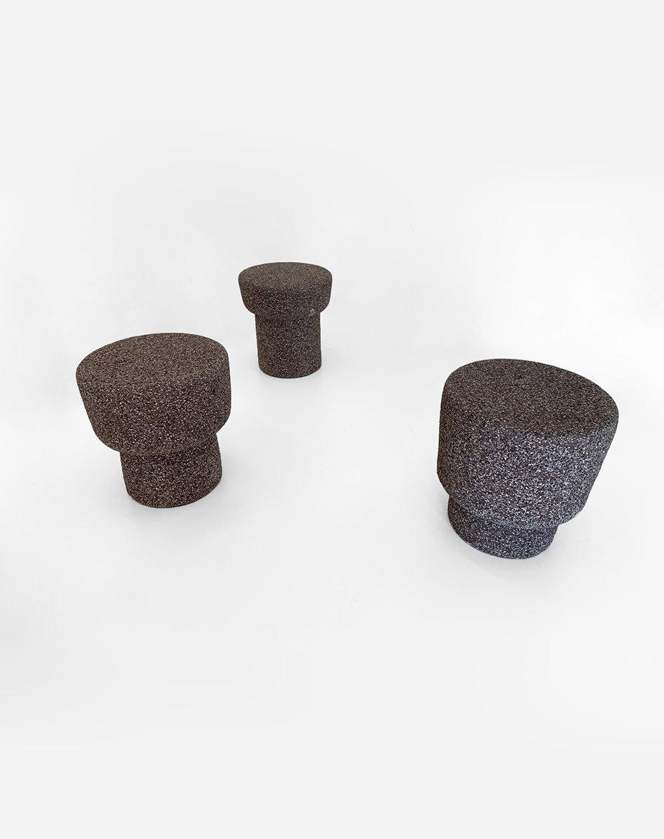 - MolcajeteCarlos Torre HüttVolcanic stone · Piedra volcánica31ø x 33h cm2019Sold separately · Se venden por separado