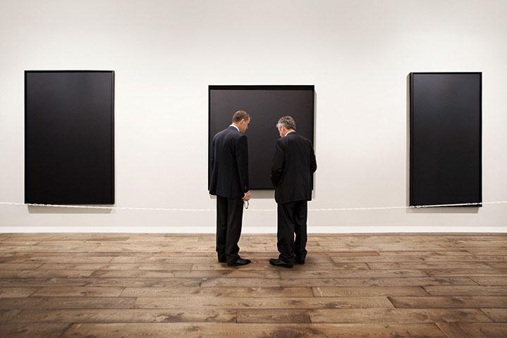 "Andy Freeberg, ""Marlborough, Art Basel 2010"", archival pigment print"