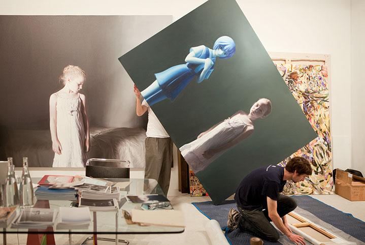 "Andy Freeberg, ""Modernism, Art Miami 2010"", archival pigment print"