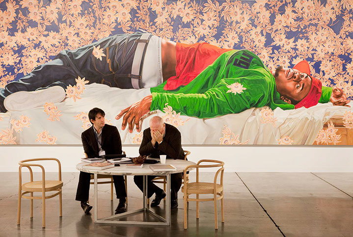 "Andy Freeberg, ""Sean Kelly, Art Basel Miami Beach 2010"", archival pigment print"