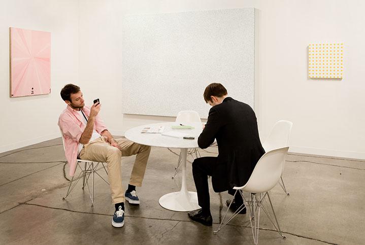 "Andy Freeberg, ""Gagosian, Art Basel Miami Beach 2009"", archival pigment print"
