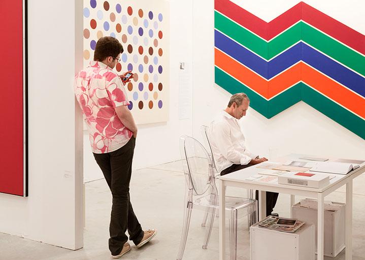 "Andy Freeberg, ""Gary Snyder Art Miami 2009"", archival pigment print"