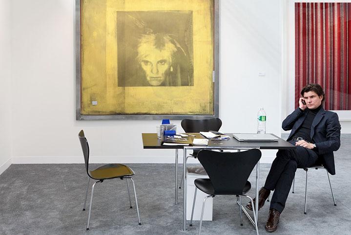 "Andy Freeberg, ""Krinzinger, Armory Show 2010"", archival pigment print"