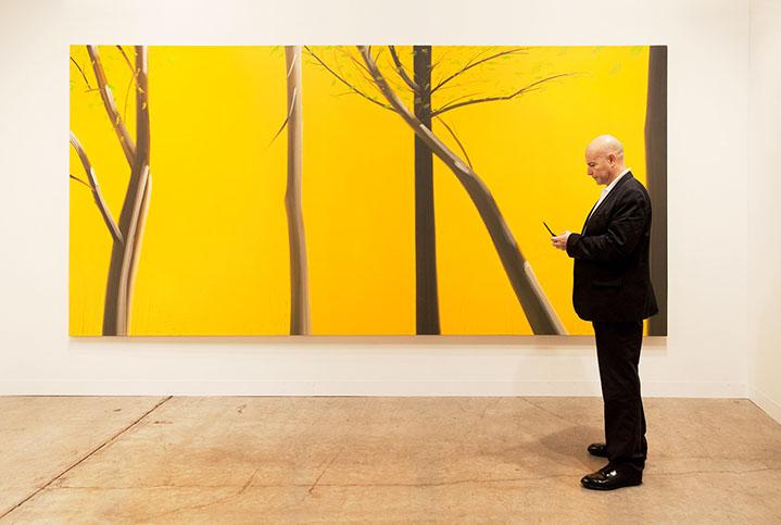 "Andy Freeberg, ""Peter Blum, Art Basel Miami Beach 2010"", archival pigment print"