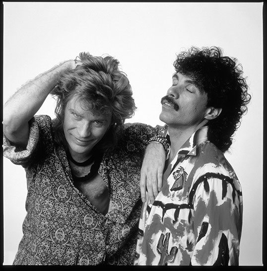 """Andy Freeberg, """"Hall and Oates, 1985"""", archival pigment print"""