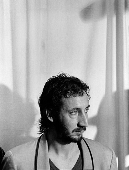 """Andy Freeberg, """"Pete Townsend, 1980"""", archival pigment print"""