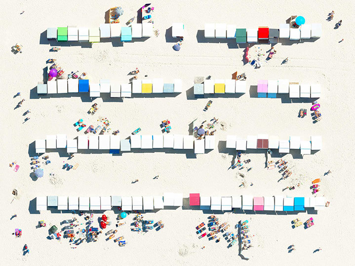 """Antoine Rose, """"Rooftop Study"""", various sizes available, archival pigment print on DIASEC"""