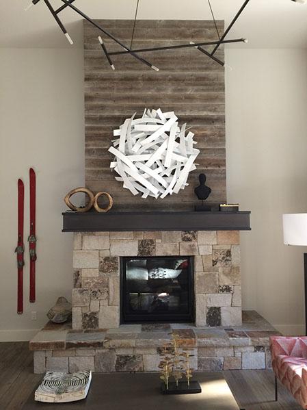 Artist: Matt Devine Designer: Artistic Designs for Living