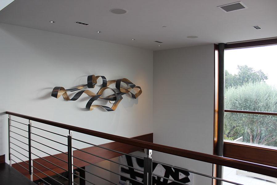 Artist: Jeremy Holmes Designer: Applegate Tran Interiors