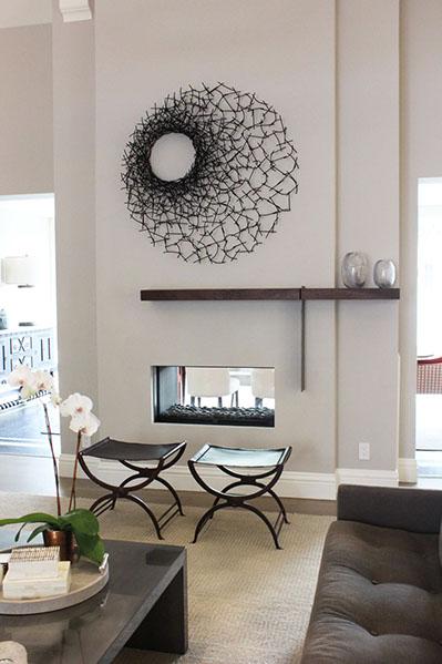 Artist: Matt Devine Designer: Niche Interiors