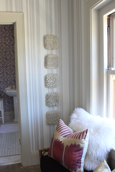 Artist: Heather Knight Designer: Lisa Bakamis Interior Design