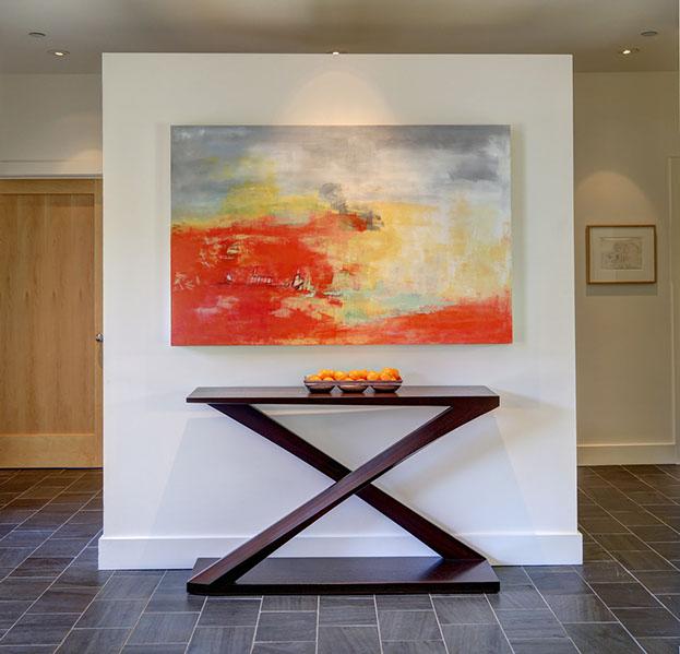 Artist: Suzie Buchholz Designer: Lauren Berry Interior Design
