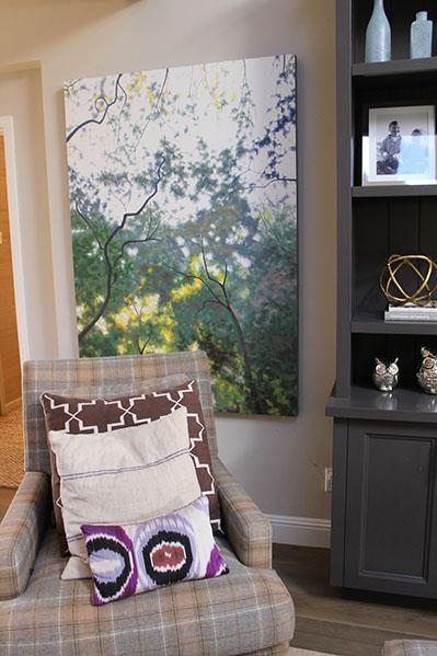 Artist: Elaine Coombs Designer: Artistic Designs for Living
