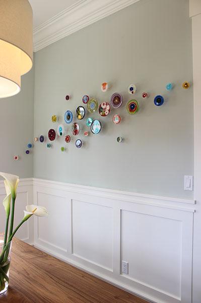 Artist: Klari Reis Designer: Artistic Designs for Living