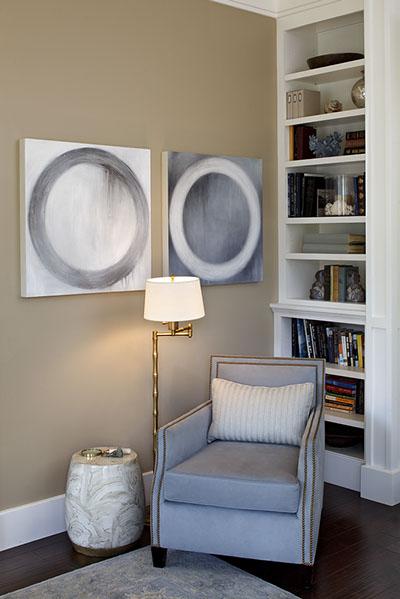 Artist: Monika Steiner Designer: Artistic Designs for Living