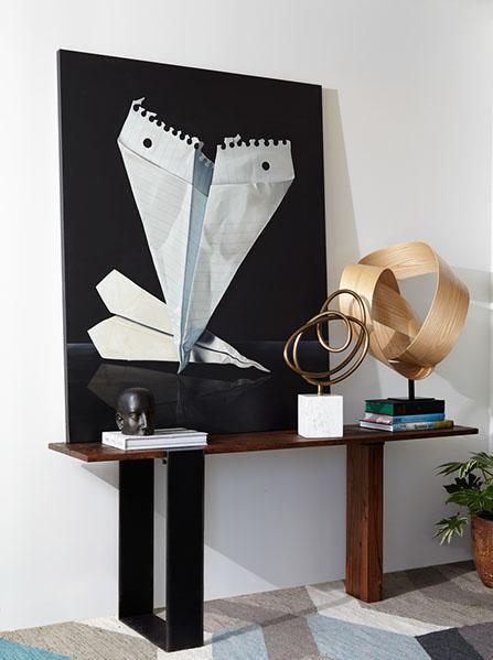 Artist: Jeanne Vadebonceour Designer: Susan Kim