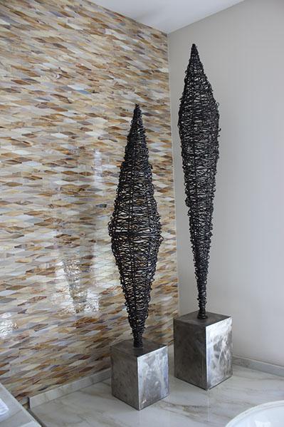 Artist: Linda Raynsford Designer: Katie Denham Interiors 2011 Marin Decorator Showcase