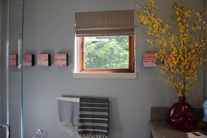 Artist: Sidnea D'Amico Designer: Studio Home 2011 Marin Decorator Showcase