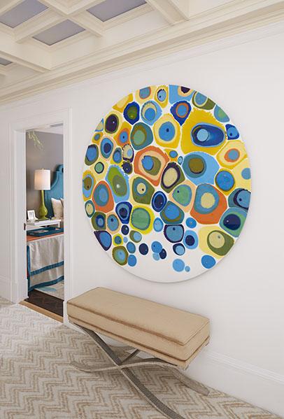 Artist: Klari Reis 2014 SF Decorator Showcase