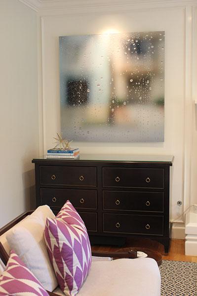Artist: Carol Charney Designer: Kriste Michelini Interiors