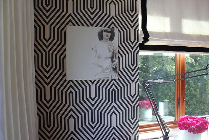 Artist: Jhina Alvarado Designer: Kriste Michelini Interiors 2011 Marin Decorator Showcase