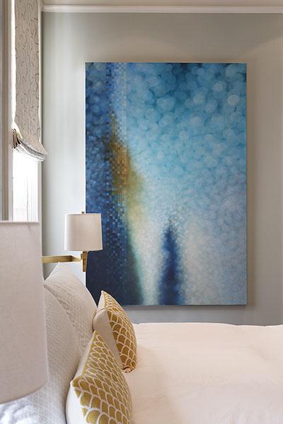 Artist: Jenn Shifflet Designer: Artistic Designs for Living