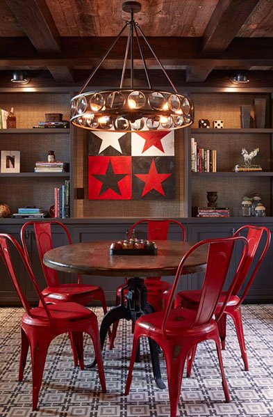 Artist: Blair Bradshaw Designer: Artistic Designs for Living