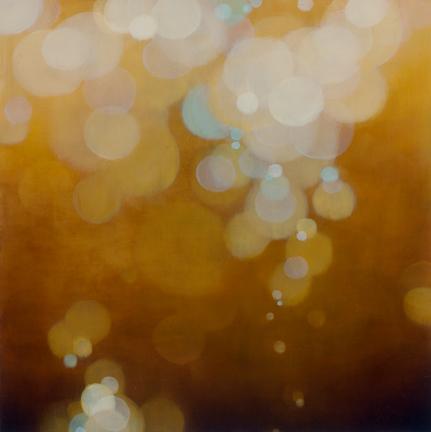 "Jenn Shifflet, ""Untitled"", 16""x16"", oil on panel"