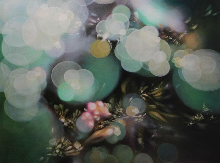 "Jenn Shifflet, ""Hidden Dreams"", 30""x40"", oil on panel"