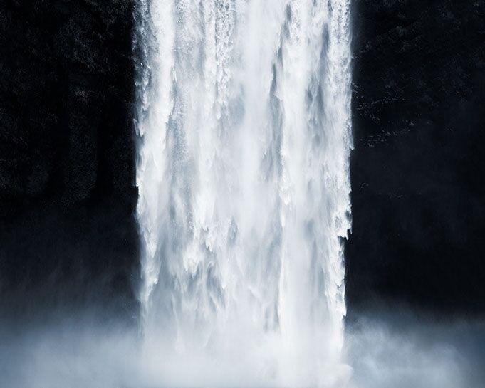 "Jonathan Smith, ""Fall #3"", photographic print, sizes vary"