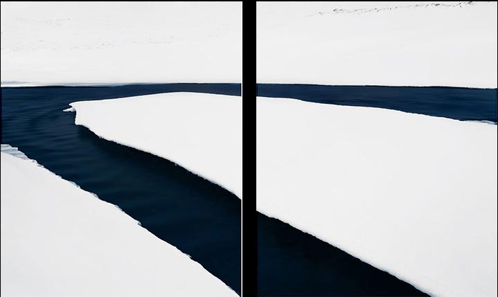 "Jonathan Smith, ""Stream #7"", photographic print, sizes vary"