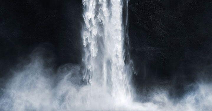 "Jonathan Smith, ""Fall #2"", photographic print, sizes vary"