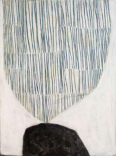 "Karine Leger, ""Mirage"", 36""x48"", acrylic on canvas"