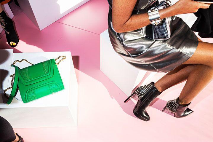 "Landon Nordeman, ""Dior No. 2 (Green Bag)"", archival pigment print"