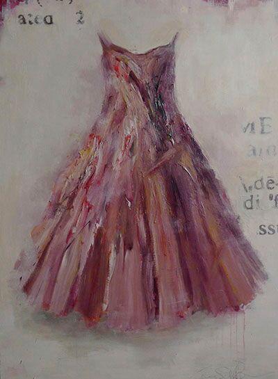 "Laura Schiff Bean ""Untitled"", 56""x42"", oil on panel"