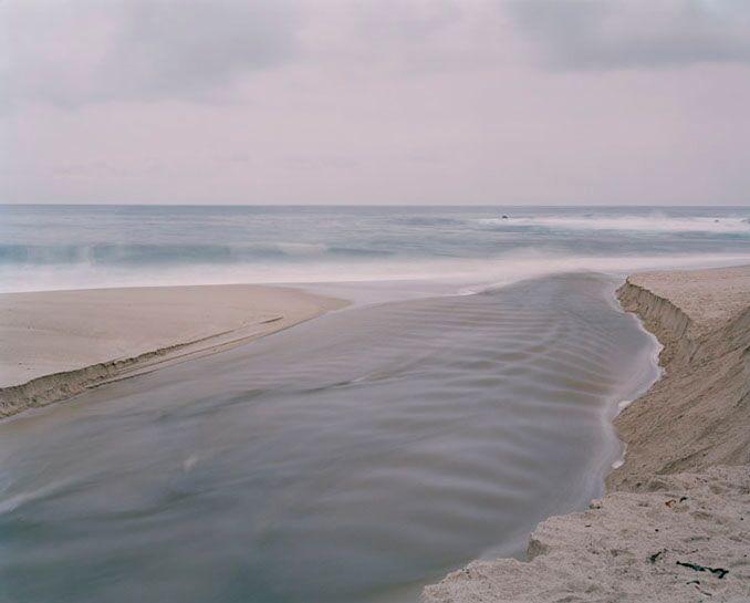 "Markham Johnson, ""Carmel River 1"", size variable to edition, photograph"