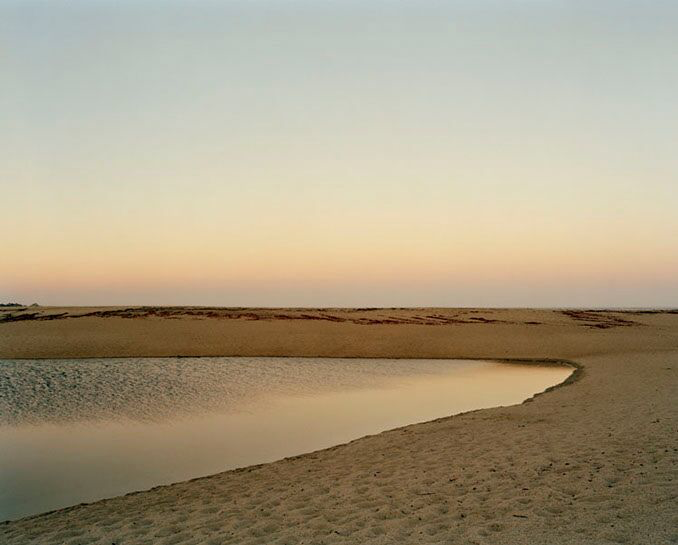 "Markham Johnson, ""Carmel River 2"", size variable to edition, photograph"
