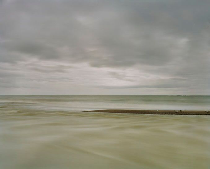 "Markham Johnson, ""Navaro River 1A"", size variable to edition, photograph"